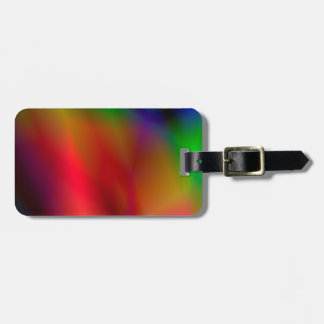 138Abstract Background_rasterized Luggage Tag