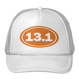 13.1 burnt orange hat