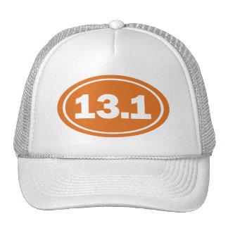 13 1 burnt orange hat