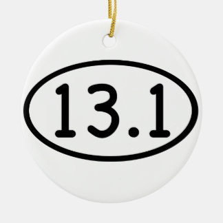 13.1 CERAMIC ORNAMENT