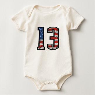 13 BABY BODYSUIT