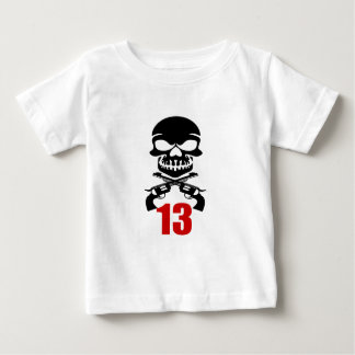 13 Birthday Designs Baby T-Shirt