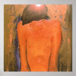 13 (Blur album cover) Poster