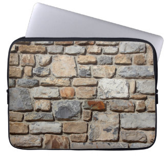 13 inch Stone wall Laptop Sleeve