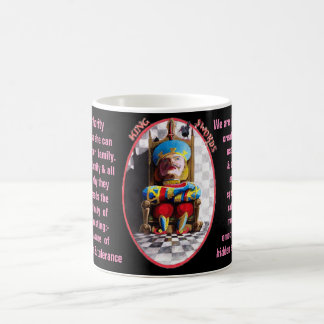 13. King of Swords - Alice tarot Coffee Mug