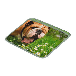 "13"" Macbook Air Bulldog Sleeve/ Protector Case MacBook Sleeve"