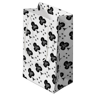 13 of clubs small gift bag