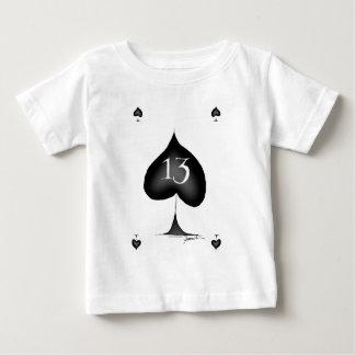 13 of spades baby T-Shirt