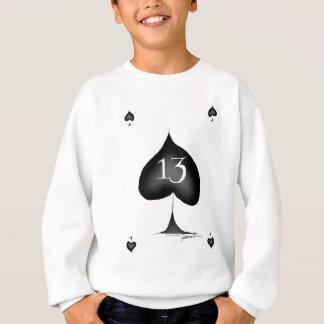 13 of spades sweatshirt