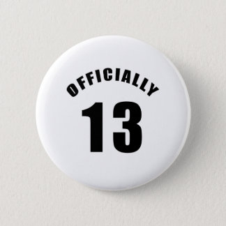 13 Officially Design 2 Inch Round Button