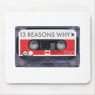 13 Reasons Why Mouse Pad