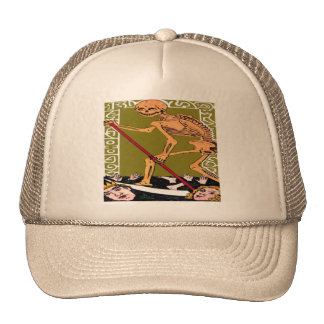 13 Tarot Card Trucker Hat