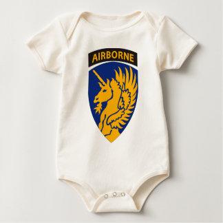 13th Airborne Division Baby Bodysuit