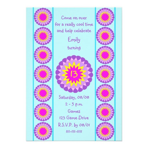 Cool Birthday Invitations was very inspiring ideas you may choose for invitation ideas