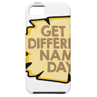 13th February - Get A Different Name Day iPhone 5 Case