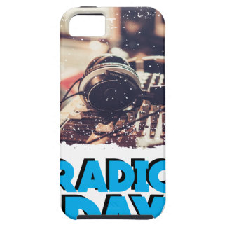 13th February - Radio Day - Appreciation Day iPhone 5 Case