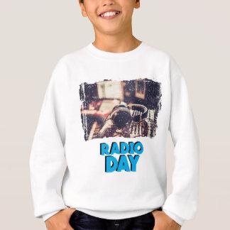 13th February - Radio Day - Appreciation Day Sweatshirt