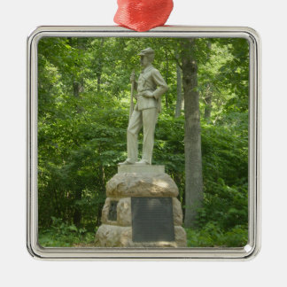 13th Pennsylvania Reserves Square Ornament