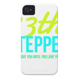 13th Step Sobriety Fellowship Recovery iPhone 4 Cases