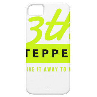 13th Step Sobriety Fellowship Recovery iPhone 5 Case