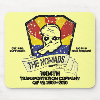 1404TH Nomads Mouse Pad