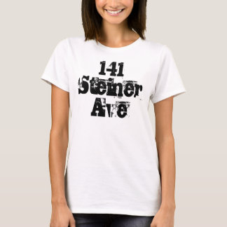 141 Steiner Ave Woman's Tee
