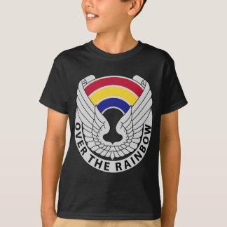 142nd Aviation Regiment - Over The Rainbow T-Shirt