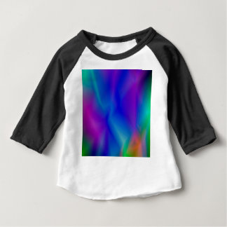 143Gradient Pattern_rasterized Baby T-Shirt