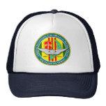 144th Avn Co RR 2 - ASA Vietnam Hats