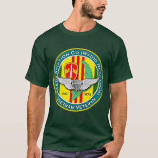 144th Avn Co RR 3 - ASA Vietnam T-Shirt