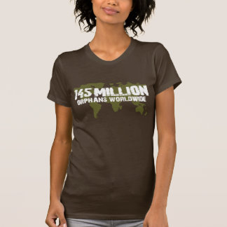 145 Million Orphans Worldwide T-Shirt