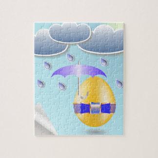 146Easter Egg_rasterized Jigsaw Puzzle