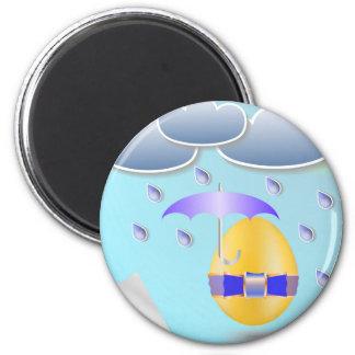 146Easter Egg_rasterized Magnet