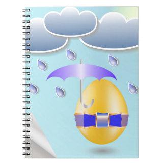 146Easter Egg_rasterized Notebook