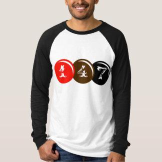 147 Snooker Balls T-Shirt
