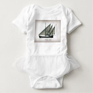1492 Nina by Tony Fernandes Baby Bodysuit