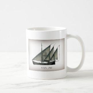 1492 Nina by Tony Fernandes Coffee Mug