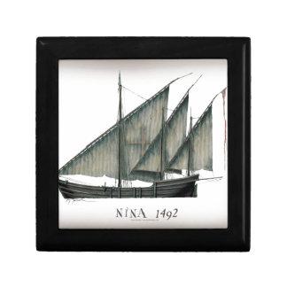 1492 Nina by Tony Fernandes Gift Box