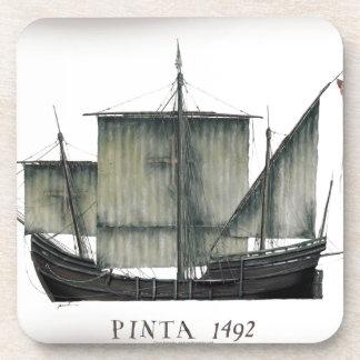 1492 Pinta tony fernandes Coaster