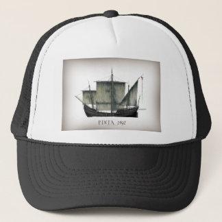 1492 Pinta tony fernandes Trucker Hat