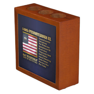 149th Pennsylvania VI (BH) Desk Organizer