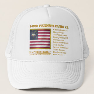 149th Pennsylvania VI (BH) Trucker Hat