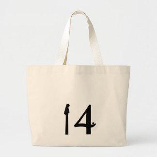 14< totobatsugu > large tote bag