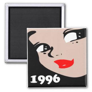 14th Birthday Gifts, 1996 Girl Magnet