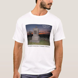 14th Connecticut Volunteer Infantry - Gettysburg T-Shirt