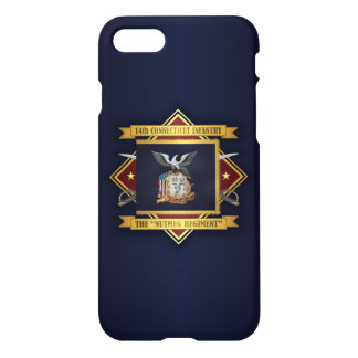 14th Connecticut Volunteer Infantry iPhone 8/7 Case