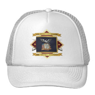 14th Connecticut Volunteer Infantry Trucker Hat