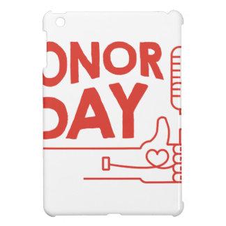 14th February - Donor Day - Appreciation Day iPad Mini Cover