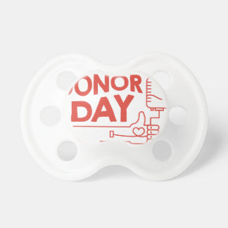 14th February - Donor Day - Appreciation Day Pacifier