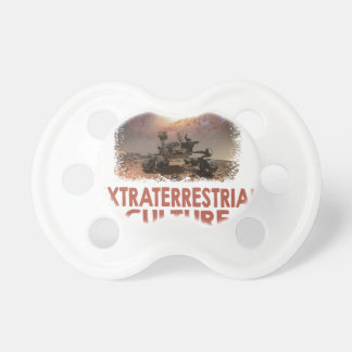14th February - Extraterrestrial Culture Day Pacifier